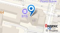 Компания Министерство стратегического развития на карте