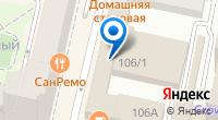 Компания Типография на карте