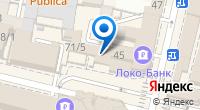 Компания Лимонка на карте