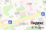 Схема проезда до компании Детская поликлиника №1 в Новотитаровской