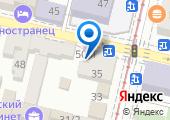 Магазин печатной продукции на карте