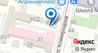 Компания Федерация Судебных Экспертов на карте