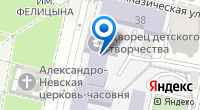 Компания Детская школа искусств им. Г.Ф. Пономаренко на карте