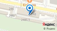 Компания Лимика на карте