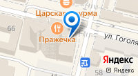Компания БКС- Инвестиционный Банк на карте