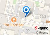 Агентство интрнет-маркетинга на карте