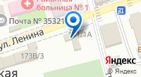 Компания АГРОПРОДУКТ на карте