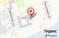 Схема проезда до компании Средняя общеобразовательная школа №29 в Новотитаровской