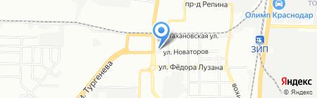 Freestyle Studio на карте Краснодара