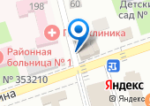 Ювелирная мастерская на ул. Ленина (Новотитаровская) на карте