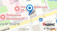 Компания Банкомат, Юго-Западный банк Сбербанка России на карте