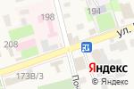 Схема проезда до компании Юридическая компания в Новотитаровской