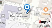 Компания ЮРКОНСУЛ ЮФО на карте