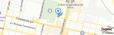 3M Film на карте Краснодара