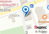 ИП Малышев В.С. на карте