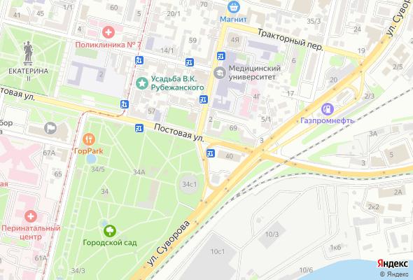 продажа квартир по ул. Постовая