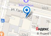 Военный комиссариат Краснодарского края на карте