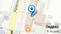 Компания Горкадастрпроект на карте