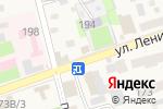 Схема проезда до компании Комплимент в Новотитаровской