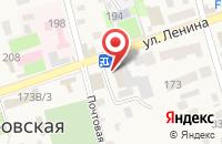 Схема проезда до компании Агропродукт в Новотитаровской
