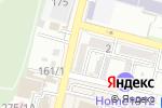 Схема проезда до компании Matreshki в Краснодаре