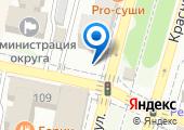 Центр финансовой защиты населения на карте