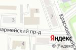 Схема проезда до компании Многопрофильный магазин в Орехово-Зуево