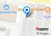 Интерколор Краснодар на карте