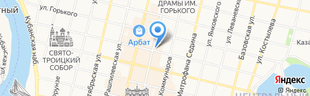 Стройсервис-Юг на карте Краснодара