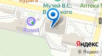 Компания Энвижн-Краснодар, ЗАО на карте