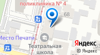 Компания Нотариус Гаврилюк Ж.В. на карте