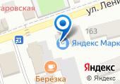 Массажный кабинет на карте