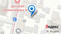 Компания LabrDesign на карте