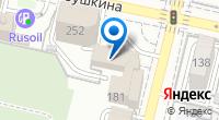Компания Крайжилкомресурс на карте