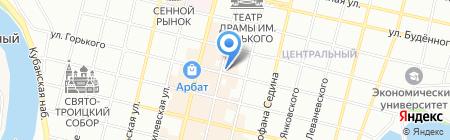 БиоВид на карте Краснодара