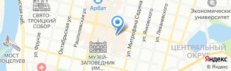 Мир здоровья на карте Краснодара