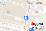 Схема проезда до компании Аптека.ру в Краснодаре
