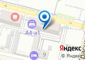 Администрация Западного внутригородского округа г. Краснодара на карте