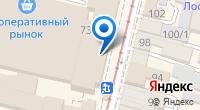 Компания Помощь в получении ипотеки в Краснодаре - Ипотека в Краснодаре на карте