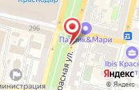 Схема проезда до компании Издательский Дом «Специализированные Издания-Кубань» в Краснодаре