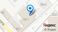 Компания Консоль-сопровождение на карте