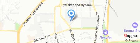 Интеграл-сервис Плюс на карте Краснодара