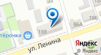 Компания R23avto.ru на карте