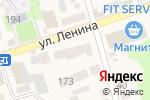Схема проезда до компании Пуск в Новотитаровской