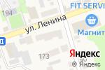 Схема проезда до компании Суши КИМ в Новотитаровской