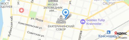 Арома-парфюм на карте Краснодара