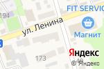 Схема проезда до компании Реквием в Новотитаровской