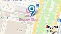 Компания Самсон на карте