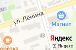 Схема проезда до компании Магазин одежды и обуви в Новотитаровской