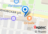 Офис-Бизнес на карте